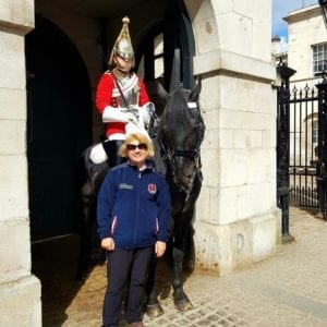 Changing of the Horse Guards