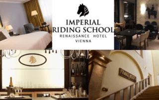 Imperial Riding School Renaissance Vienna HotelHotel Vienna